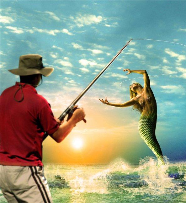 выезжаем с друзьями на рыбалку